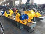 Welding Turning Rolls for 6000mm Tank Pipe Prossure Vessel 120 Ton 15m Length
